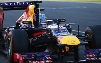 Due soste portano Vettel al 9° successo stagionale