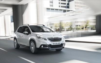 Peugeot 2008 fonte d'ispirazione