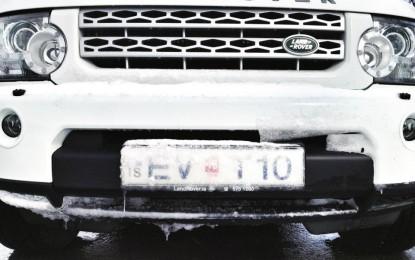 Al Polo Sud e ritorno con l'ambasciatore Land Rover