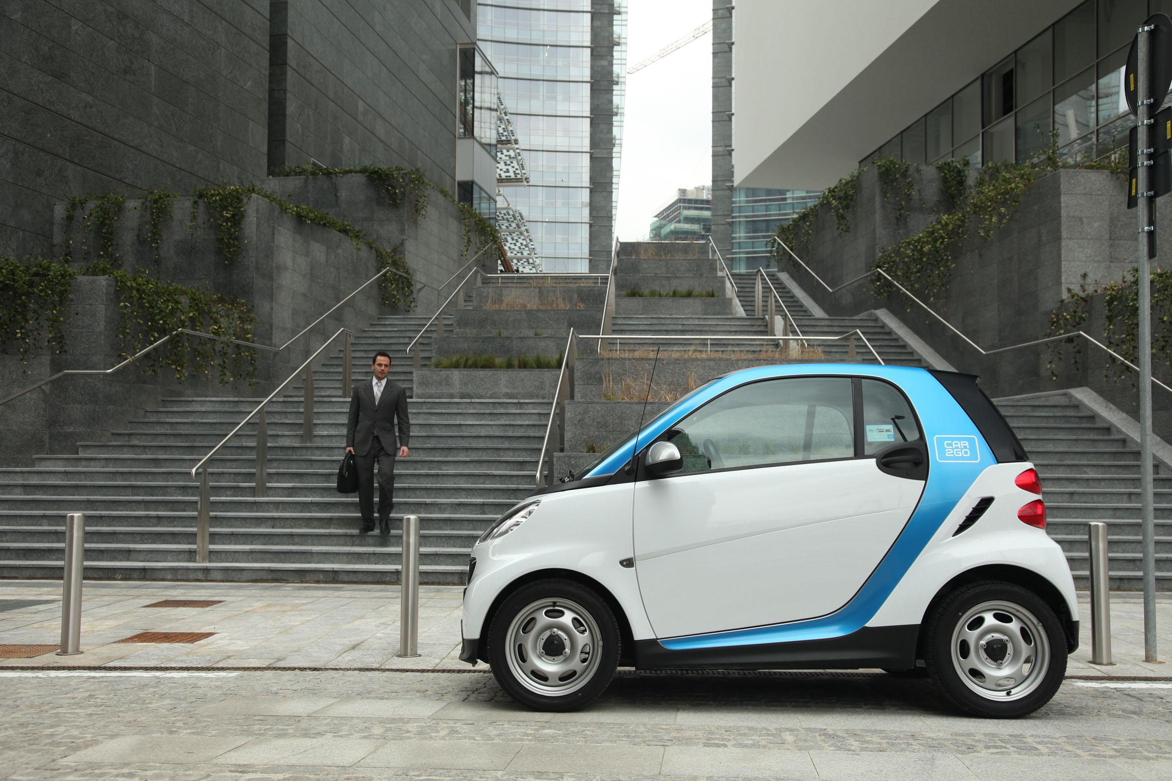 car2go a Bookcity: un nuovo capitolo della mobilità