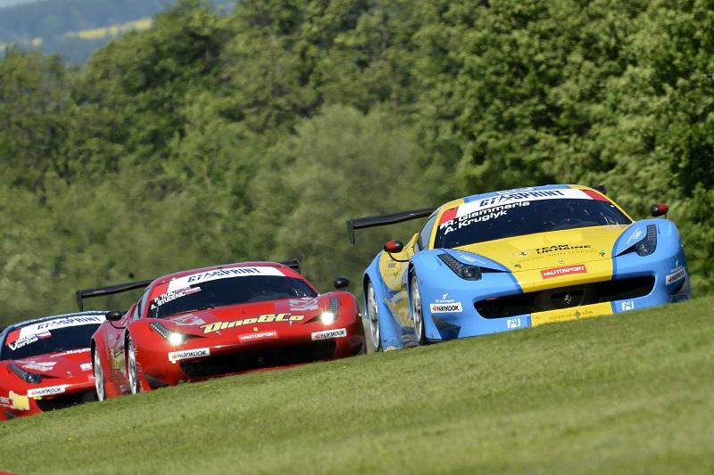 Nuove vittorie per la Ferrari 458 GT
