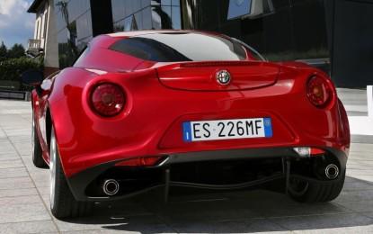 Alfa Romeo 4C protagonista di 'Autostyle Design Competition'