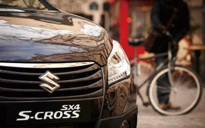 Suzuki tira le somme di un anno in crescita