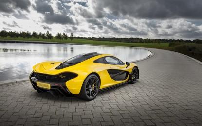 McLaren P1: i numeri, come nasce e la prima consegna