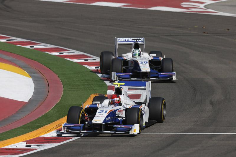 GP2: nuovi regolamenti sportivi per il 2014