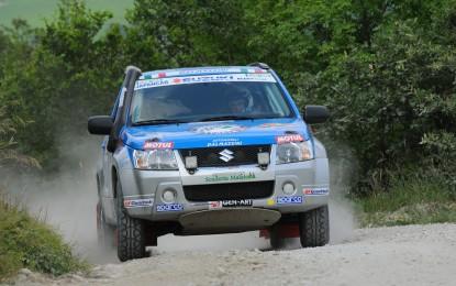 Suzuki Challenge ad Andrea Dalmazzini