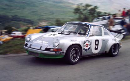 50 anni Porsche 911: l'Italian Tour fa tappa a Padova
