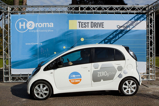 H2R: via alle iscrizioni online per i test drive