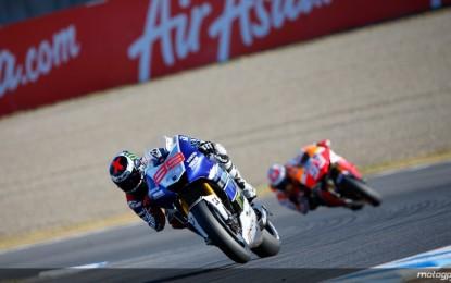 Lorenzo vince in casa Honda