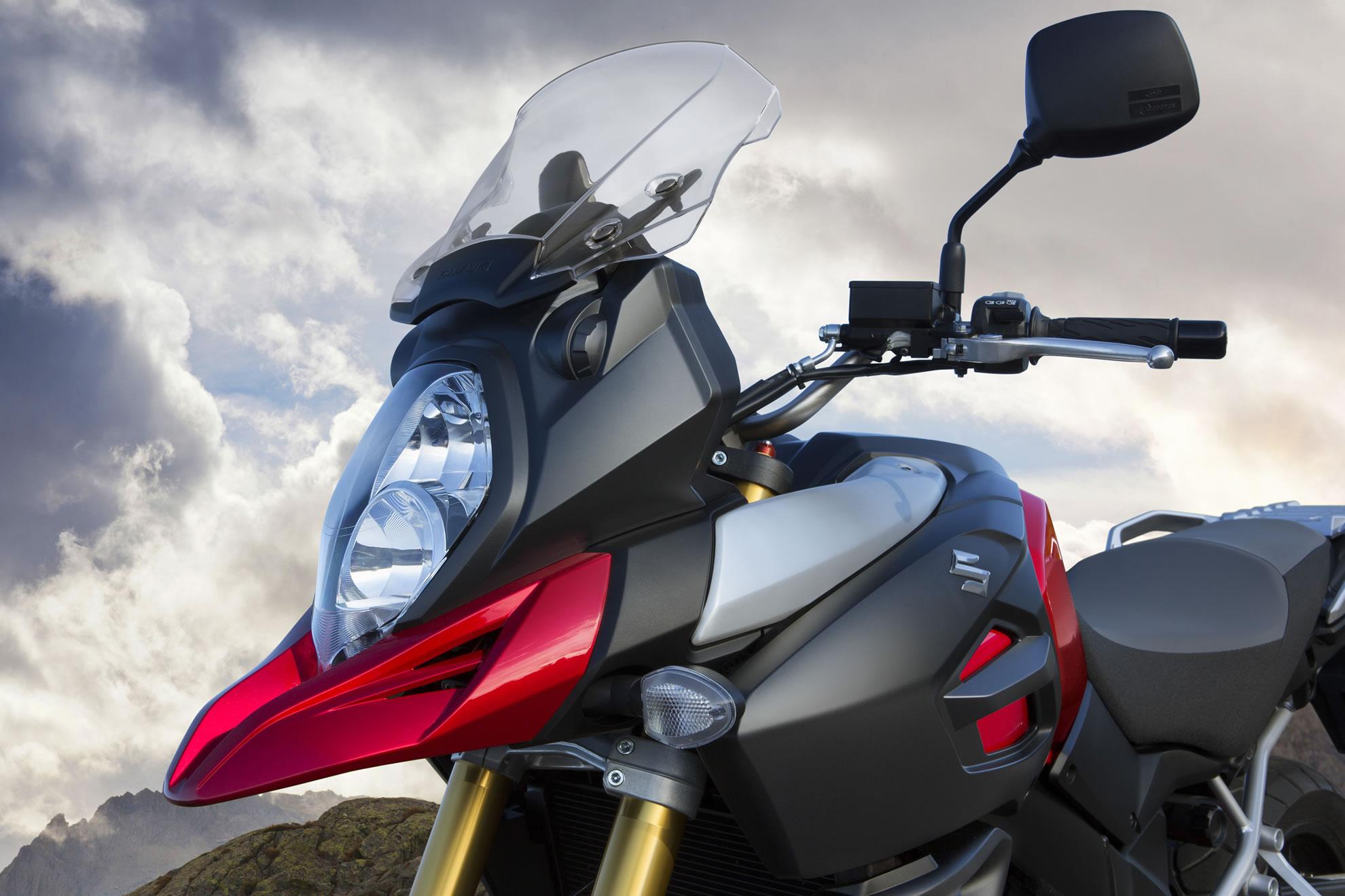 V-Strom 1000 ABS, guida la passione