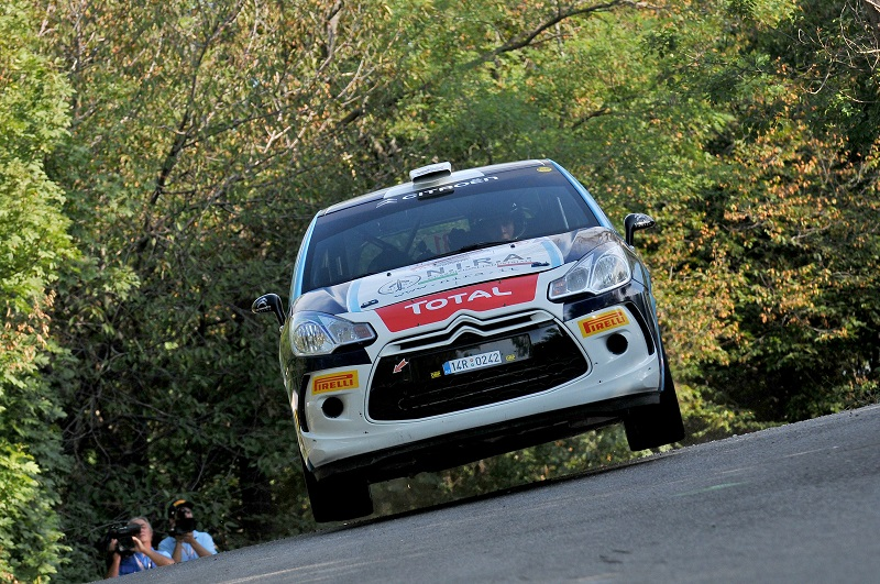 A Sanremo il gran finale del Citroën Racing Trophy