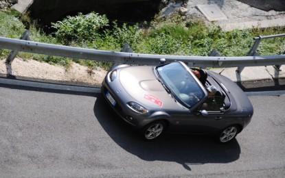 """Mazda MX-5 """"Il Deserto dei Tartari"""""""