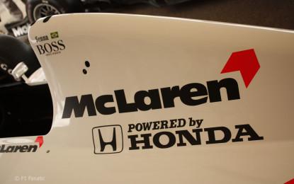 Esclusivo: il sound del nuovo motore Honda F1