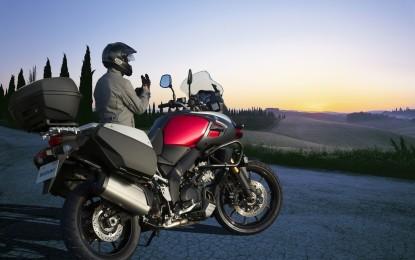 Suzuki pronta per EICMA 2013