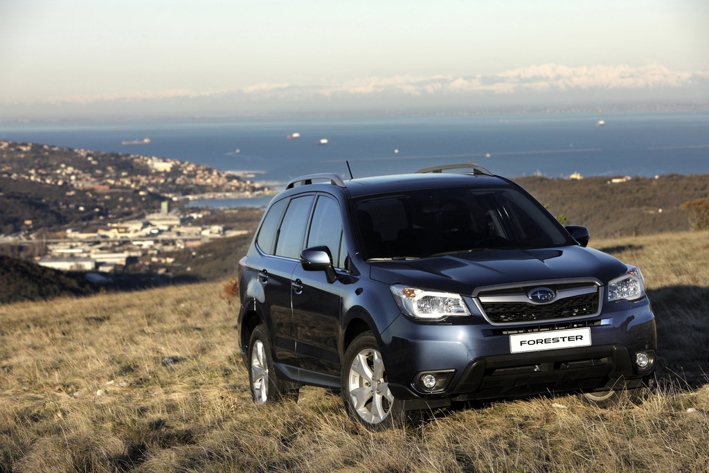 "Subaru Forester vince il ""Good Design Awards"""
