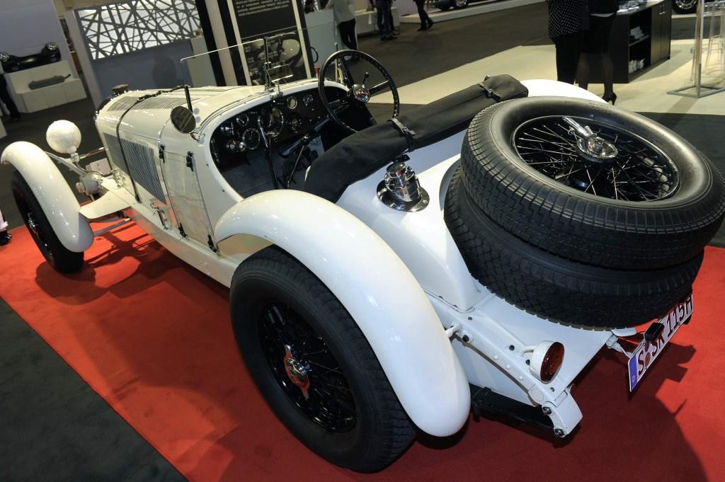 Mercedes-Benz ad Auto e Moto d'Epoca