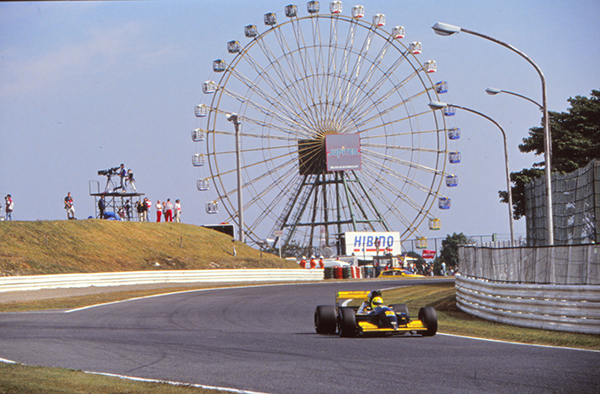 Giappone: l'anteprima di Gian Carlo Minardi