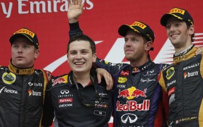 Renault monopolizza il podio del GP di Corea