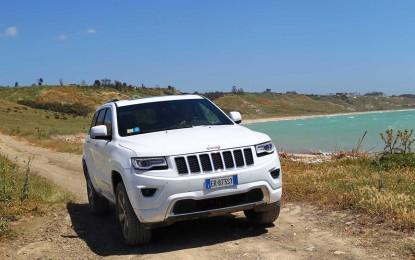 A Capri con Jeep Grand Cherokee