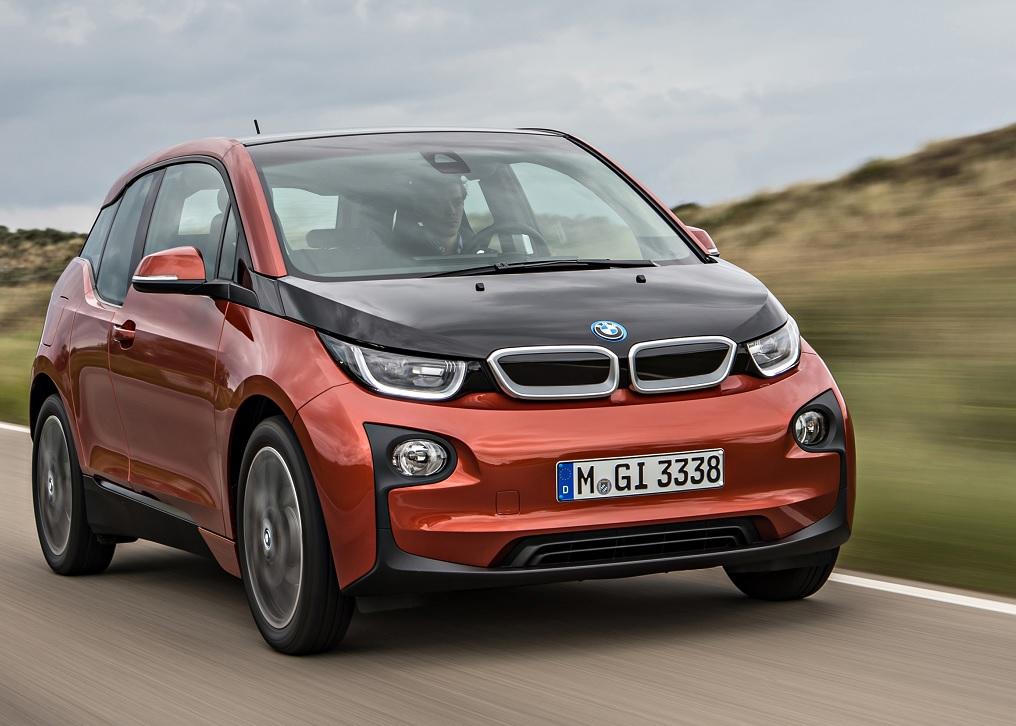 La nuova BMW i3 a H2R