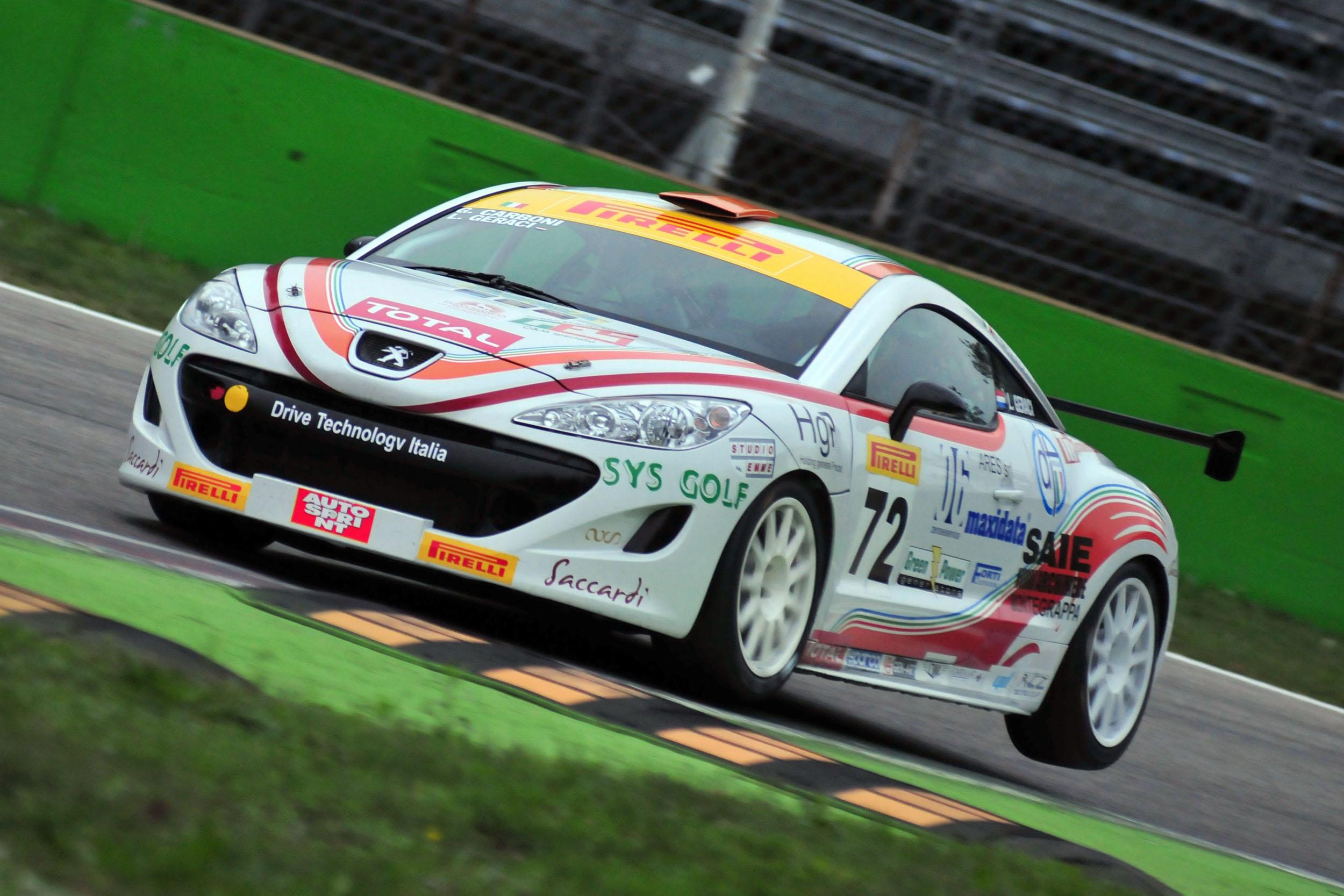 Trofeo Peugeot RCZ: Geraci campione