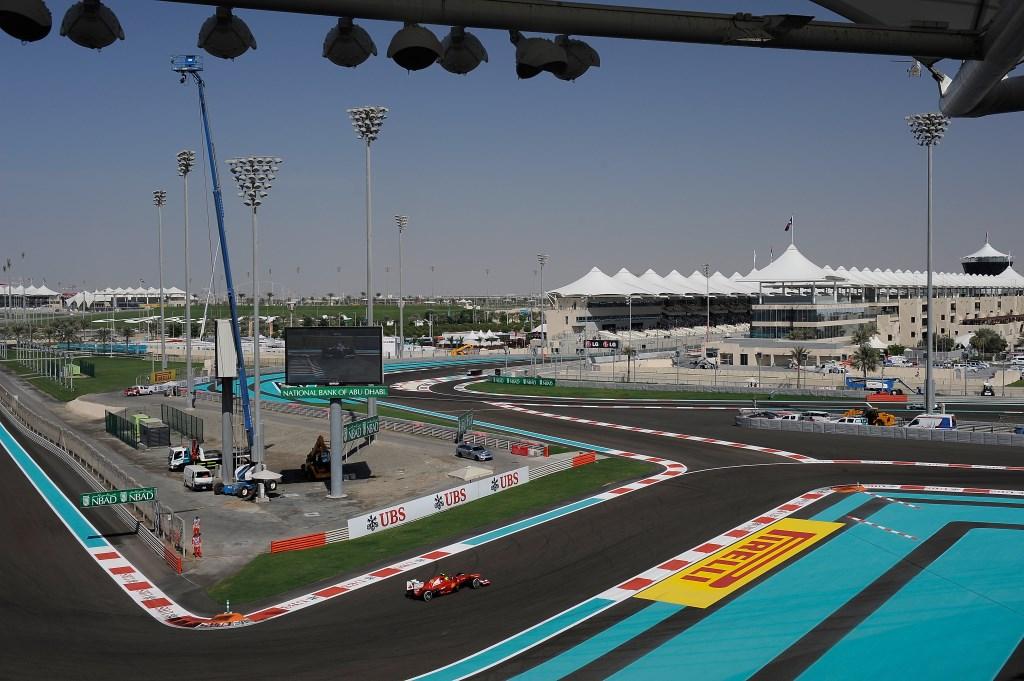 Anche ad Abu Dhabi in azione i P Zero Medium e Soft
