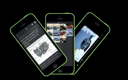App MercedesNews e MercedesTech