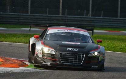 Alle R8 LMS ultra sfugge il podio