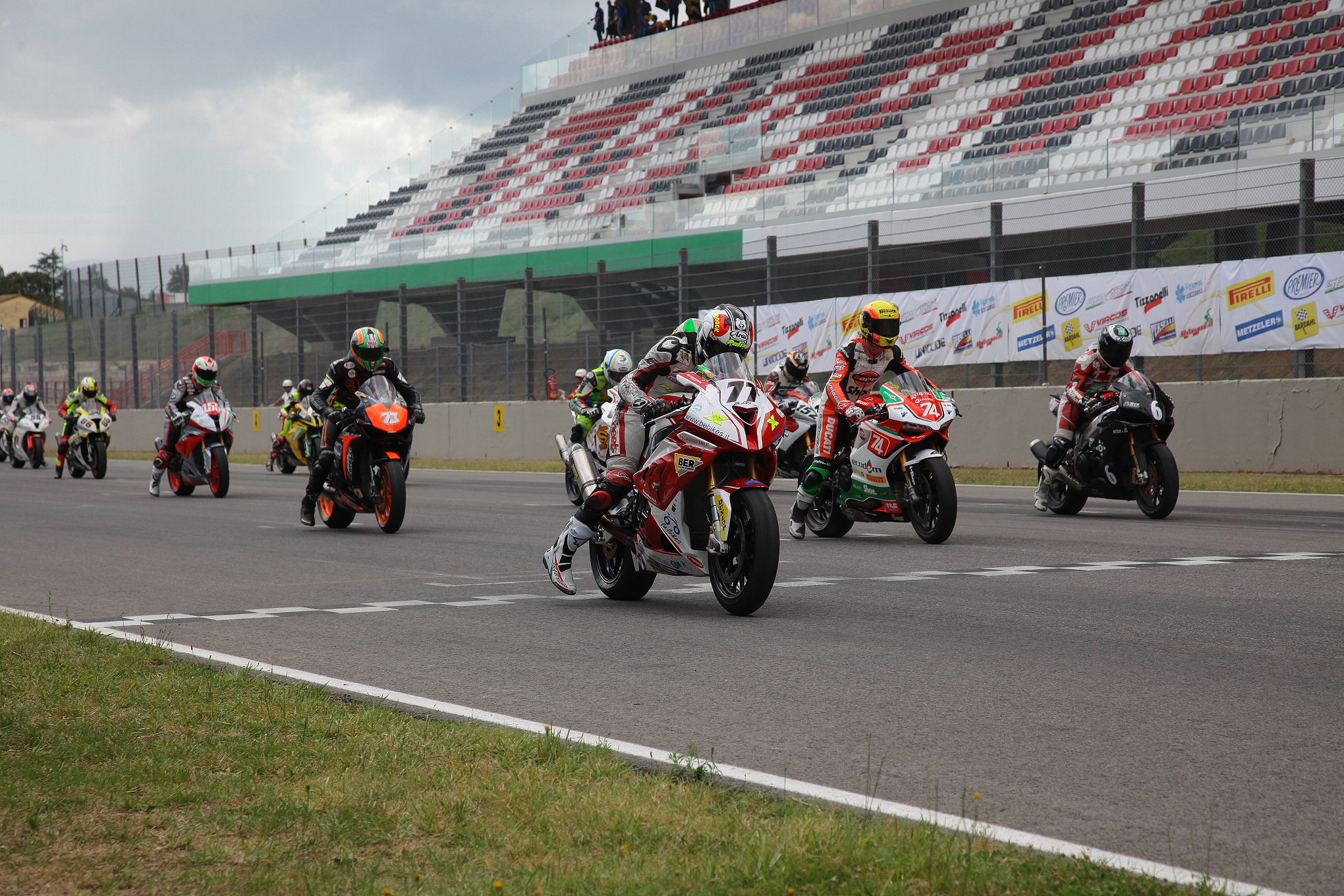 Master Cup: il rush finale a Vallelunga