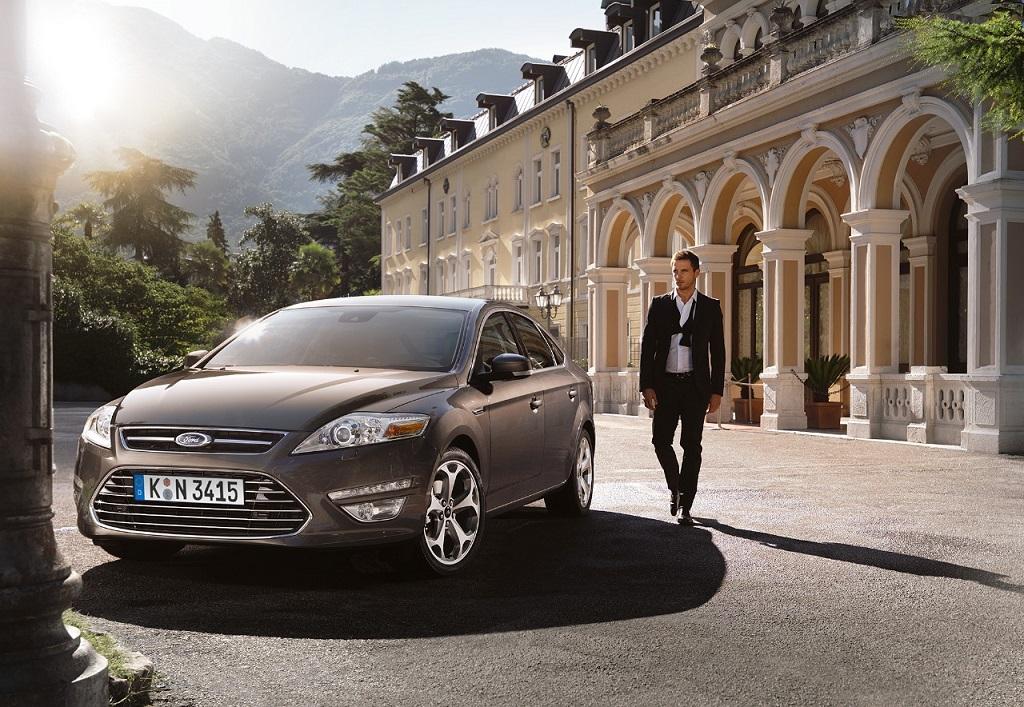 Ford celebra 20 anni di Mondeo