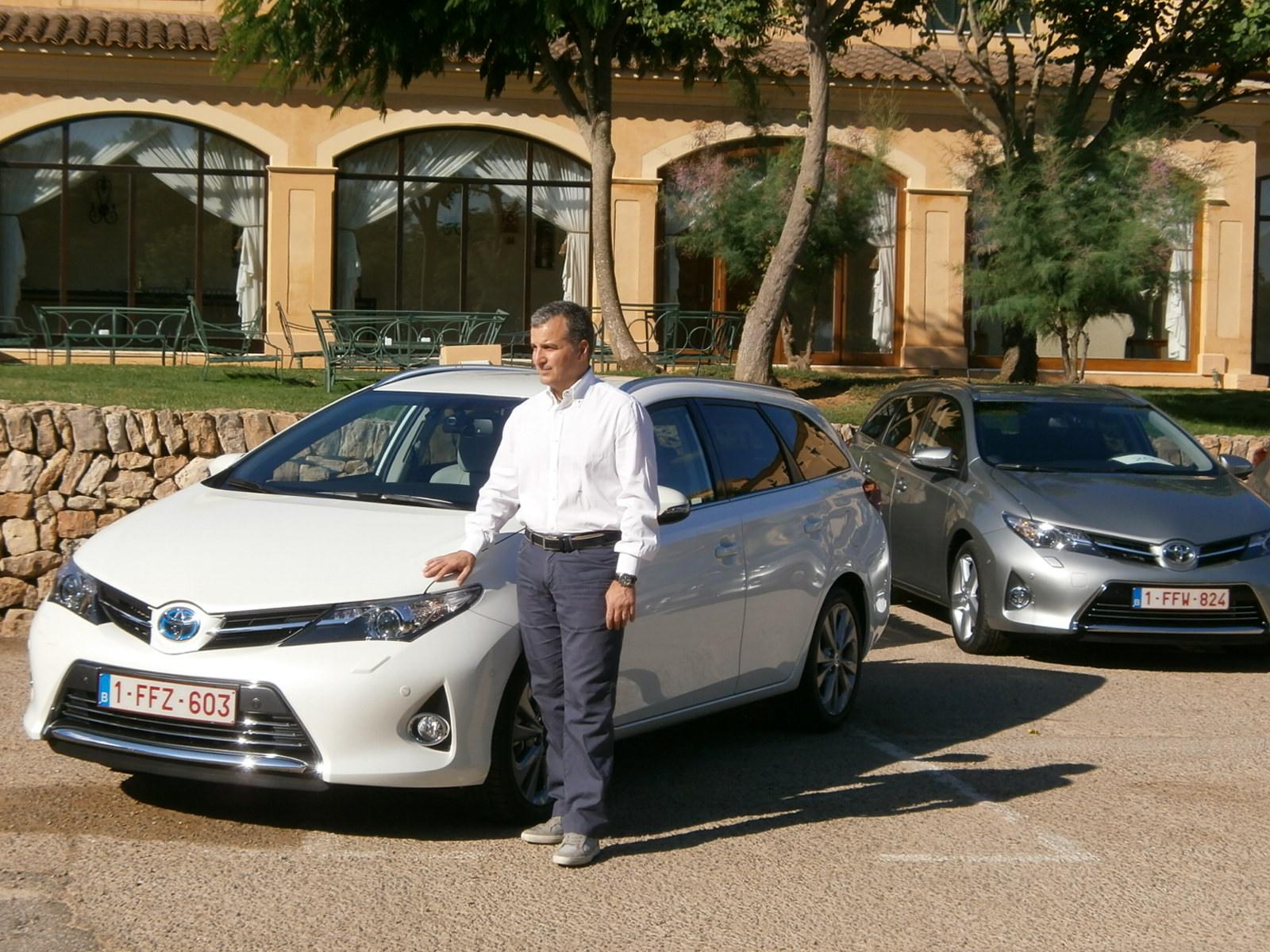 Cambio al vertice di Toyota Motor Italia