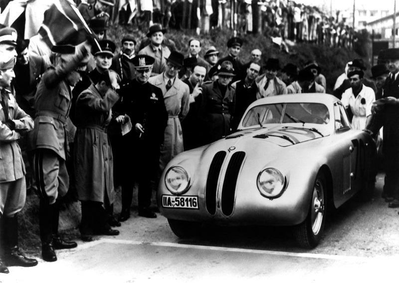 Il successo BMW rivive alla Coppa Mazzotti