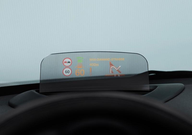 Nuovi sistemi MINI drive assist