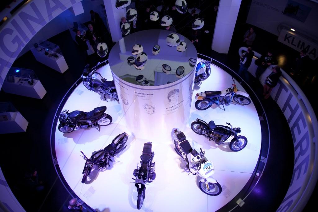 BMW Motorrad: 90° anniversario al Museo