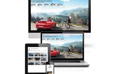 Tequipment: gli accessori originali Porsche online