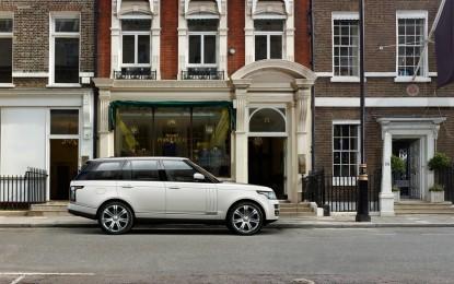 Range Rover ancora più esclusiva