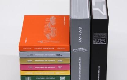 Il Museo Porsche alla Fiera del Libro di Francoforte