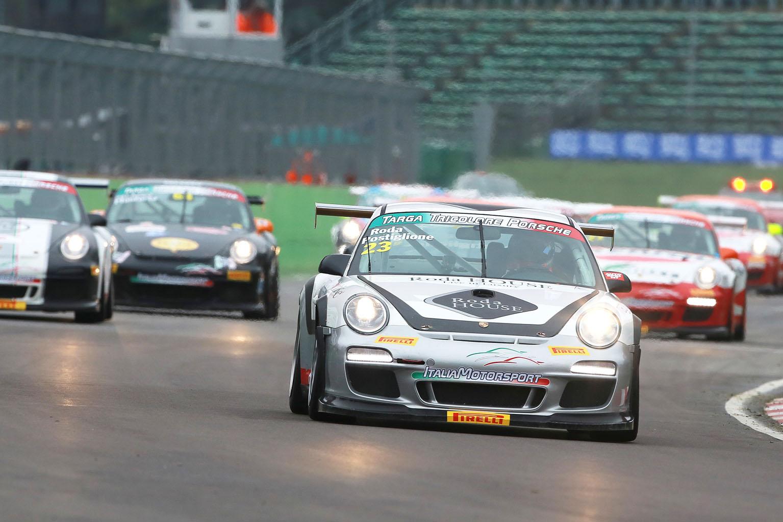 Il weekend della Targa Tricolore Porsche