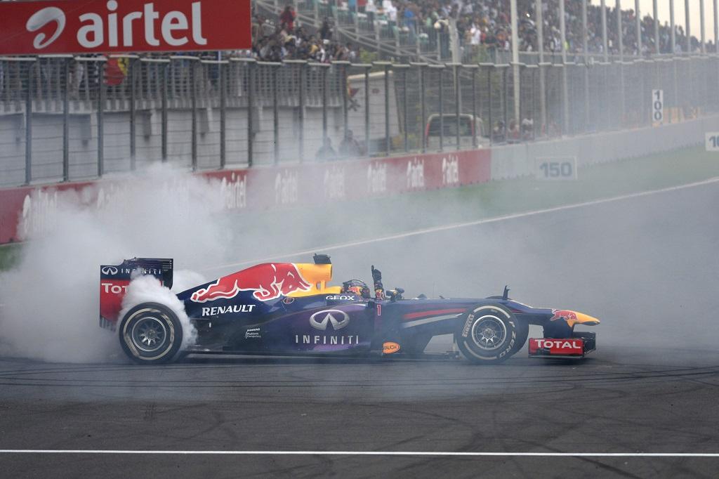 Infiniti Red Bull Racing e Renault Sport F1: e 4!