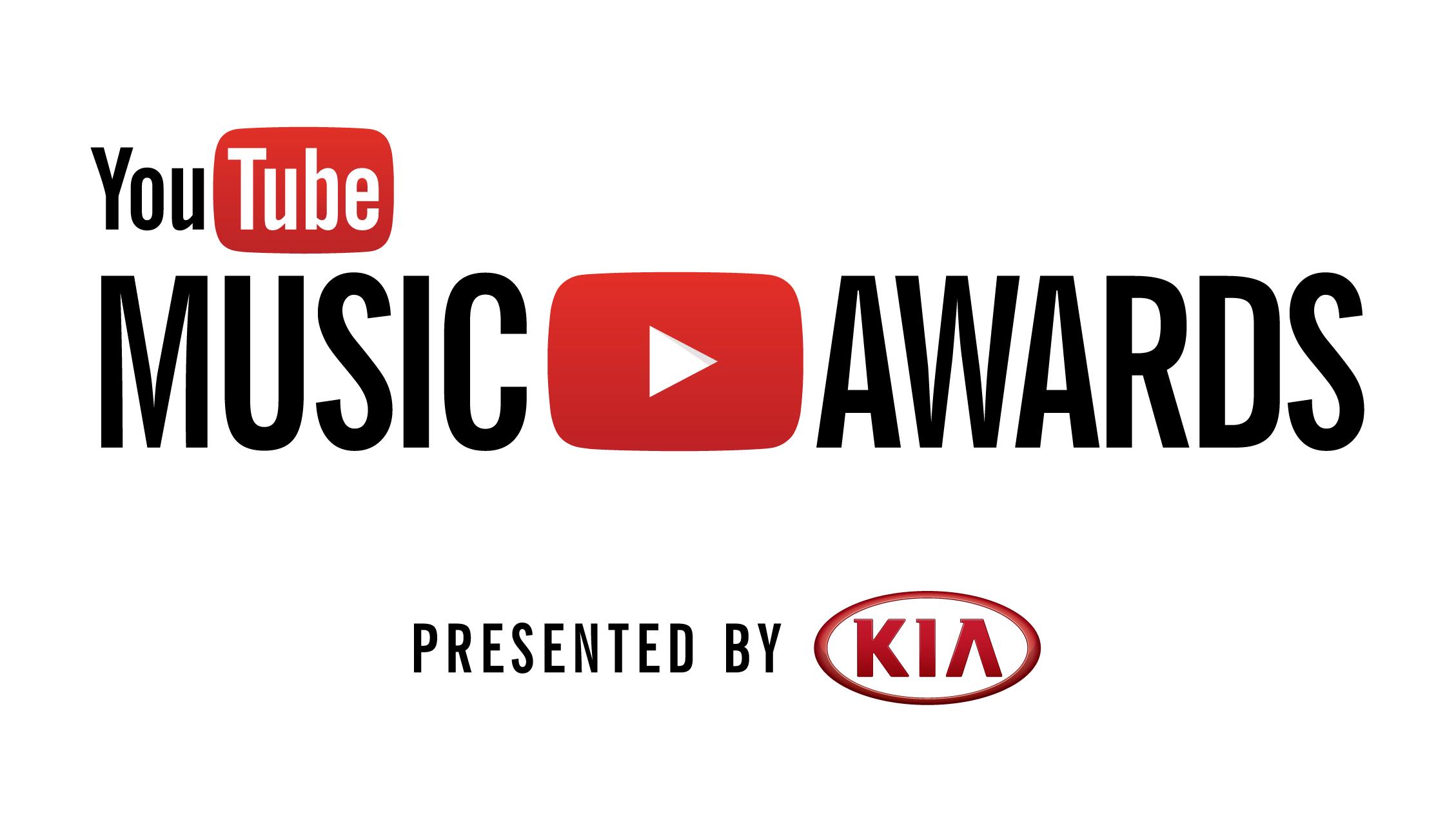 Kia title sponsor dei  YouTube Music Awards