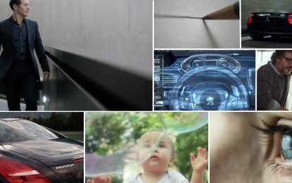 Stefano Accorsi e il senso del design Peugeot
