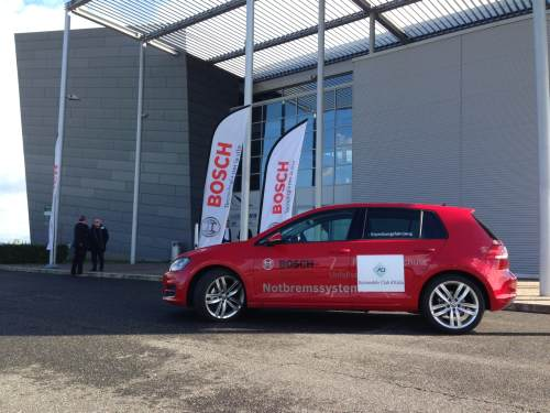 Una ricerca Bosch su sicurezza e sistemi di assistenza alla guida