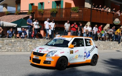 Suzuki Rally Cup, finalissima al Sanremo