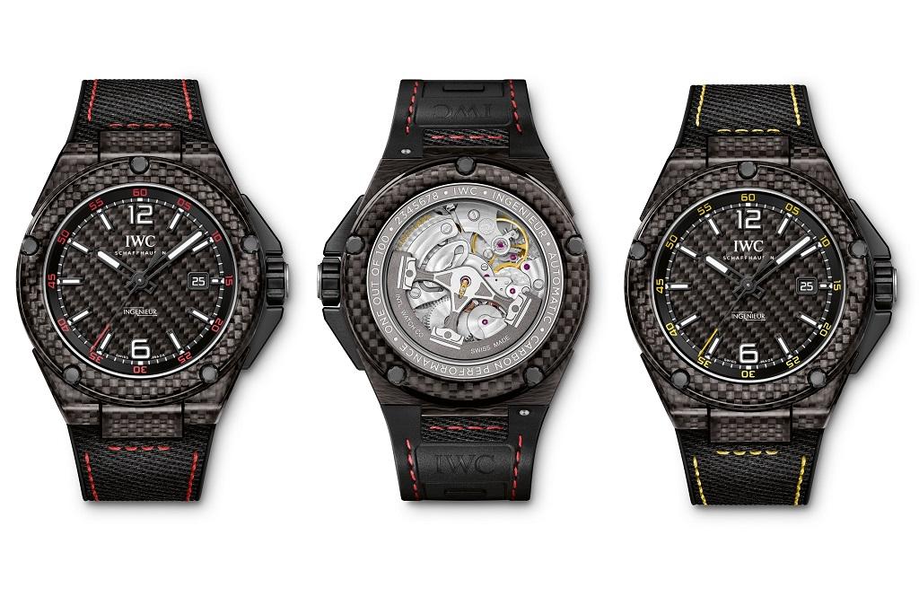 Un orologio da F1 firmato IWC e Team Mercedes-AMG