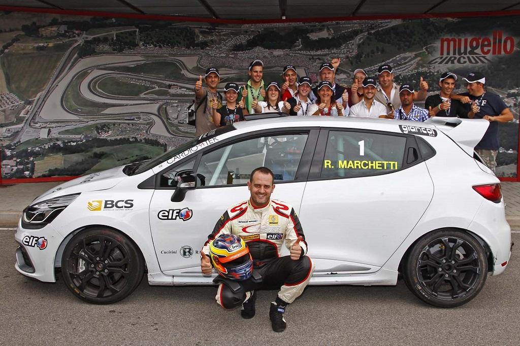 La Clio Cup pronta a voltare pagina