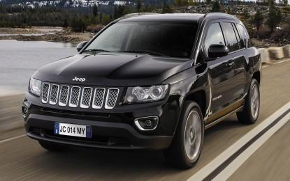 Jeep Compass anche con il 2.0 benzina