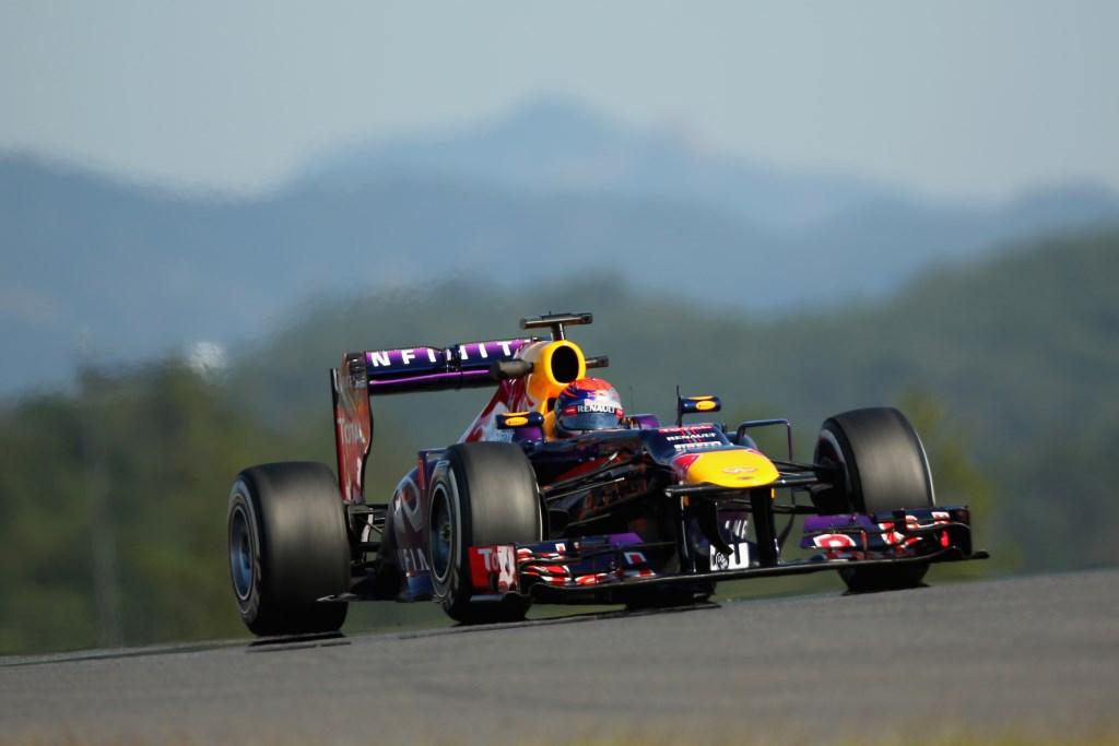 Vettel in pole, ma domani è un'incognita