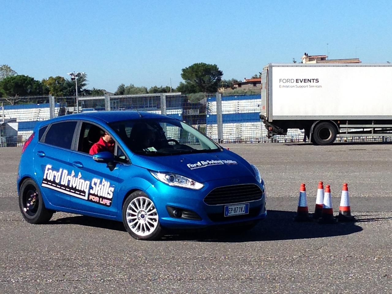 Driving Skills For Life: dopo Vallelunga, Monza!