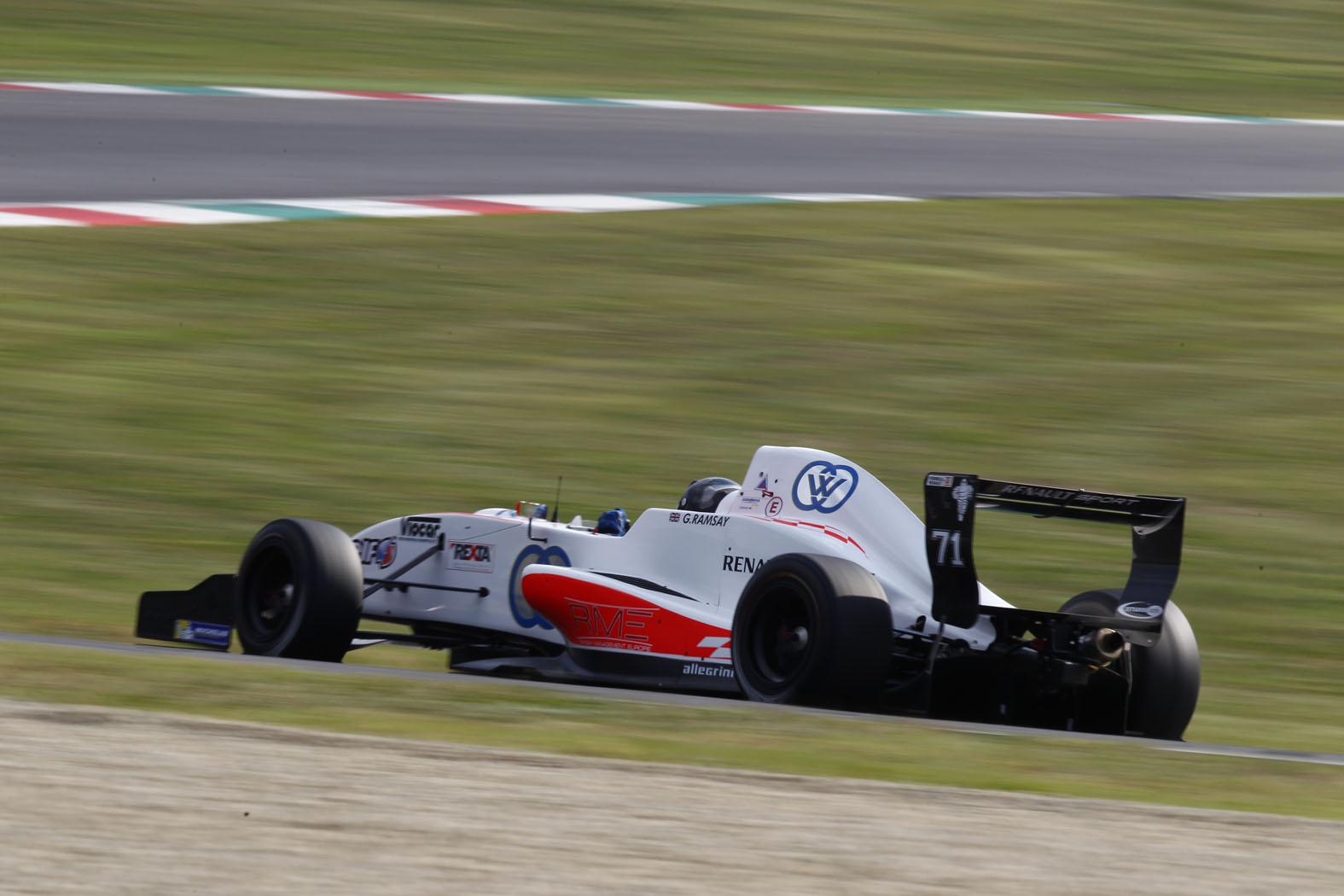 A Imola il gran finale della F.Renault 2.0 ALPS