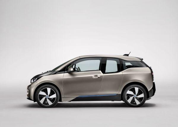 """BMW i3 per la mobilità """"pulita"""""""